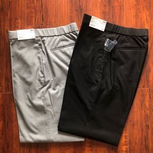 NWT Uniqlo women's high waisted wide leg pants